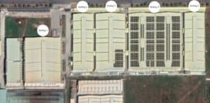 Solaranlage Kim Duc