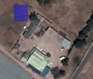Solaranlage LW packhalle