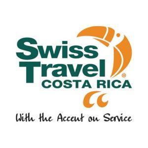 Swiss Travel CR logo