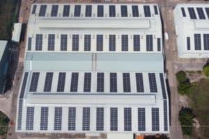 Tay Ninh Solaranlage