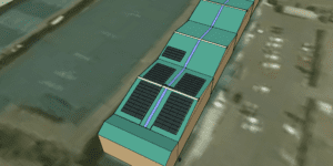 the point mall solaranlage